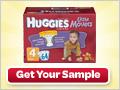 Huggie sample
