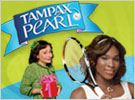 tampax pearl sample